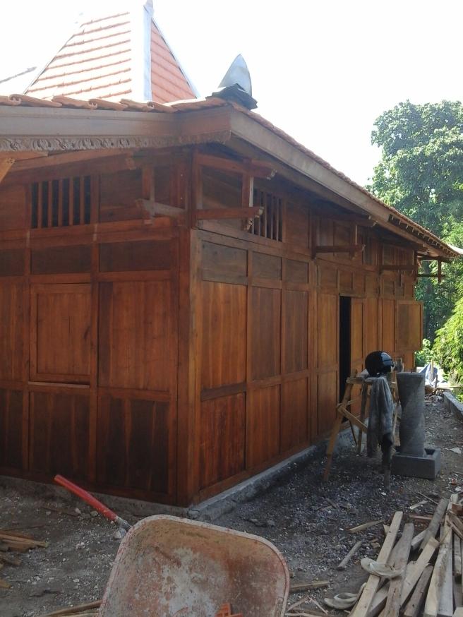 Rumah Joglo - Joglo House di Bali